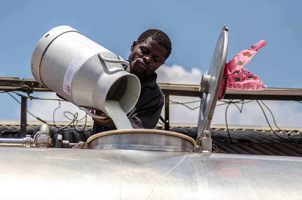 Malawi melkkoelcentrum
