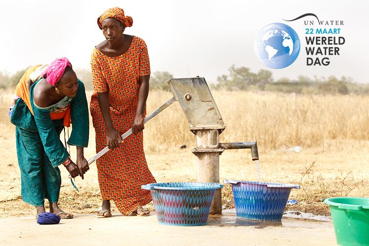 Wereld water dag 2021