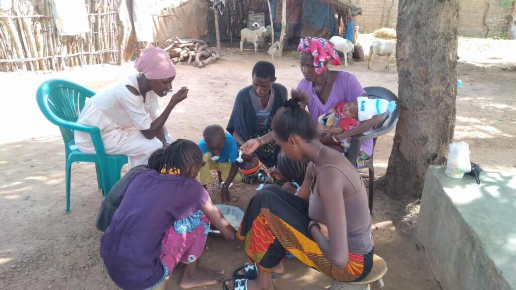 Senegal ondervoeding